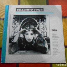 Discos de vinilo: DISCO DE SUZANNE VEGA- LUKA.. Lote 115625043