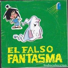 Discos de vinilo: SINGLE LA FAMILIA TELERIN EL FALSO FANTASMA. Lote 115655671