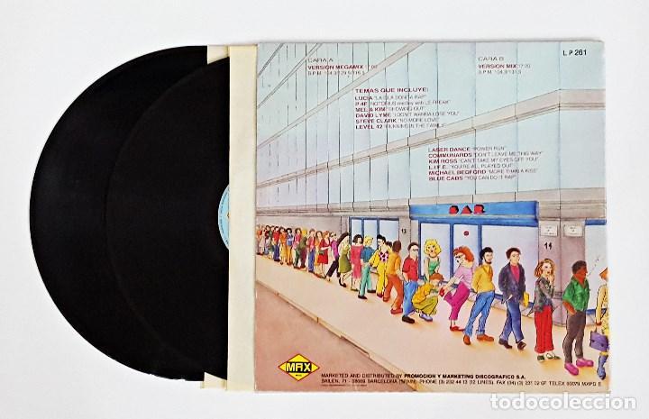 Discos de vinilo: Disco de vinilo LP Doble MAX MIX 5 1ª Parte.1987. - Foto 2 - 115685983