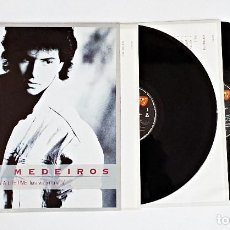 Discos de vinilo: DISCO DE VINILO LP DOBLE GLENN MADEIROS. ONCE IN A LIFETIME.. Lote 115687595