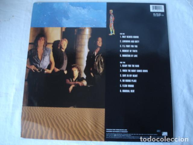 Discos de vinilo: Foreigner Unusual Heat - Foto 2 - 115692915