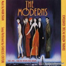 Discos de vinilo: THE MODERNS (ORIGINAL MOTION PICTURE SOUNDTRACK) MARK ISHAM, VINYL, LP UK 1998. Lote 115694015