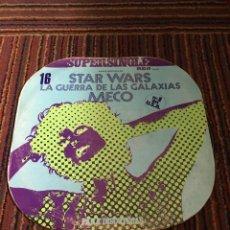 Discos de vinilo: STAR WARSLA GUERRA DE LAS GALAXIAS MECO . Lote 115694067