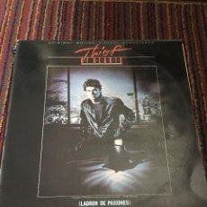 Discos de vinilo: VARIOUS – THIEF OF HEARTS, LADRÓN DE PASIONES, LP. Lote 115694155