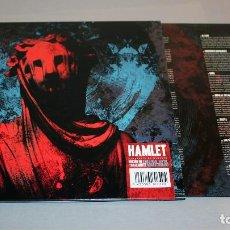Discos de vinilo: HAMLET SANATORIO DE MUÑECOS REEDICION 2014 VINILO ROJO. Lote 115696299