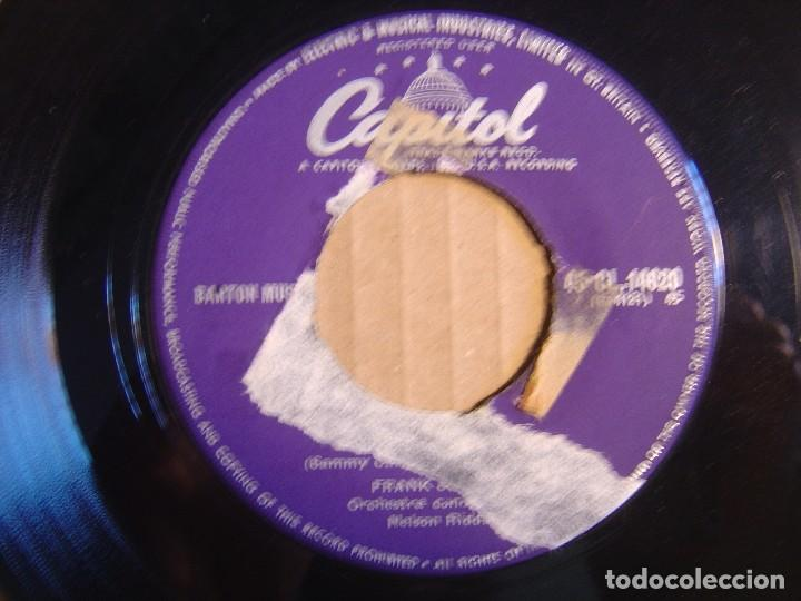 Discos de vinilo: Frank Sinatra – Love And Marriage - The Impatient Years - single uk - CAPITOL - Foto 2 - 115705811