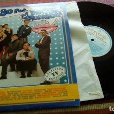 Discos de vinilo: LA DECADA PRODIGIOSA - LOS AÑOS 80 POR... - LP 1988. Lote 115708291