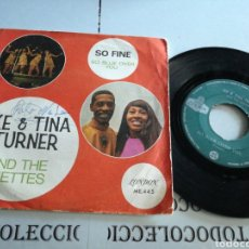 Discos de vinilo: IKER & TINA TURNER AND THE IKETTES. Lote 115712767