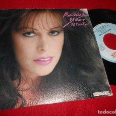 Discos de vinilo: MASSIEL EL AMOR/EL NOA-NOA 7'' SINGLE 1981 HISPAVOX. Lote 115716231