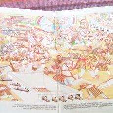 Discos de vinilo: BOB MARLEY & THE WAILERS CONFRONTATION LP VINILO. CARPETA ABIERTA CON LETRAS. ORIGINAL 1983. Lote 115716439