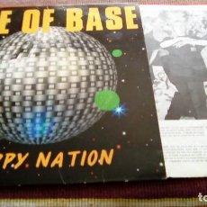 Discos de vinilo: ACE OF BASE - HAPPY NATION (LP, ALBUM) CON ENCARTE SPAIN 1993. Lote 115718287