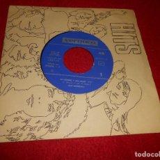 Discos de vinilo: JOSE GUARDIOLA UN HOMBRE Y UNA MUJER/ACOMPAÑAME 7'' SINGLE 1967 VERGARA. Lote 115719463