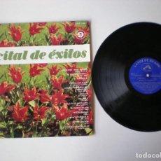 Discos de vinilo: RECITAL DE EXITOS Nº 9 - VARIOS ARTISTAS - EMI LCLP 1448 - AÑO 1967. Lote 115723051