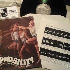 Discos de vinilo: POPMOBILITY LP BOND CLARKSON RUSSELL LTD. – BCR 102 ABBA, FLEETWOOD MAC, T. REX.... Lote 115728363