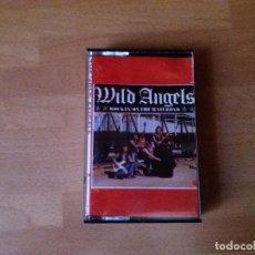 Discos de vinilo: WILD ANGELS ROCKIN ON THE RAILROAD. Lote 115730951