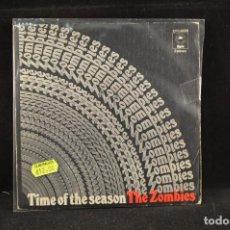 Discos de vinilo: THE ZOMBIES - TIME OF THE SEASON - SINGLE. Lote 115732391