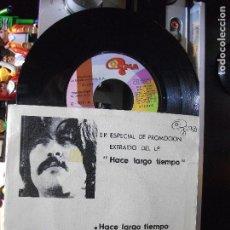 Discos de vinilo: SHERPA EASY LIVING / HACE LARGO TIEM EP SPAIN 1974 PDELUXE. Lote 115736711