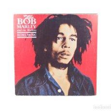 Discos de vinilo: LP. REBEL MUSIC. BOB MARLEY & THE WAILERS. (VG/VG+). Lote 115746055