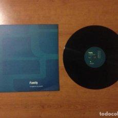 Discos de vinilo: FAMILY - UN SOPLO EN EL CORAZÓN (1994 ELEFANT RECORDS PRIMERA EDICIÓN). Lote 115748039
