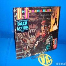 Discos de vinilo: VINILO DISCO LP - THE UNTOUCHABLES – AGENT 00 SOUL -AÑO 1989-BUEN ESTADO. Lote 115753087