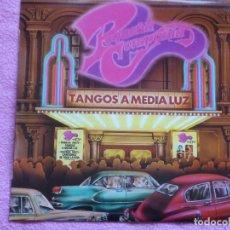 Discos de vinilo: PEQUEÑA COMPAÑIA,TANGOS A MEDIA LUZ DEL 81. Lote 115778311