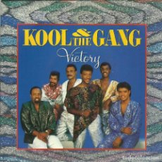 Discos de vinilo: KOOL & THE GANG - VICTORY / BAD WOMAN - SINGLE CLUB UK 1986. Lote 115780999