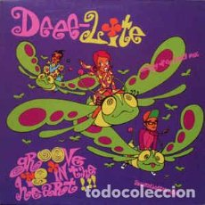 Discos de vinilo: DEEE-LITE ‎– GROOVE IS IN THE HEART 12 INCHES EP. Lote 115790119