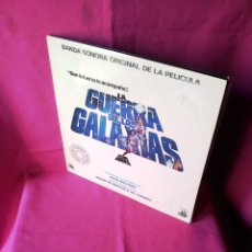 Discos de vinilo: LA GUERRA DE LAS GALAXIAS - BANDA SONORA ORIGINAL - 2 LP - 20 CENTURY RECORDS 1977. Lote 115799383