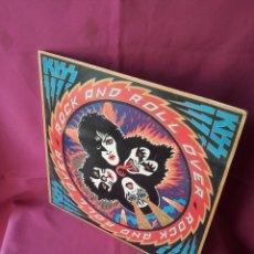 Discos de vinilo: KISS - ROCK AND ROLL OVER - CASABLANCA RECORD 1980. Lote 115804319