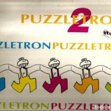 Discos de vinilo: DOBLE LP PUZZLETRON 2 ( BASS BUMPERS, DA BLITZ, LE CLICK, BANDIDO, GREGORY, IMAKINARIA, MEGAMIX, ETC. Lote 115851883