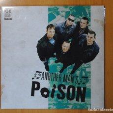 Discos de vinilo: POISON - ANOTHER MAN´S - LP. Lote 115870182
