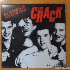 Discos de vinilo: THE CRACK - ALL CRACKER UP - LP. Lote 115870422