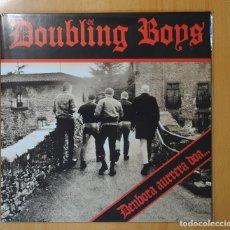 Discos de vinilo: DOUBLING BOYS - DEMBORA AURRERA DOA... - LP. Lote 115871023