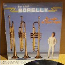 Discos de vinilo: JEAN CLAUDE BORELLY / LAS CALLES DE SAINT TROPEZ / LP - DELPHINE - 1982 / MBC. ***/***. Lote 115895911