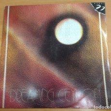 Discos de vinilo: MAXI ITALO DISCO FRAK /DREAMING CEYLON EDITADO EN 1987 STUDIO RECORD RIMINI. Lote 115914003