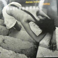 Discos de vinilo: DANZA INVISIBLE. 'CATALINA'. TWINS, 1990.. Lote 115926435