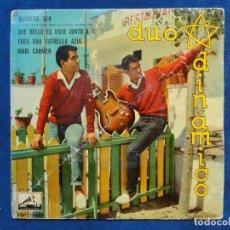Discos de vinilo: DÚO DINÁMICO - QUISIERA SER - 7EPL 13643. Lote 115926939