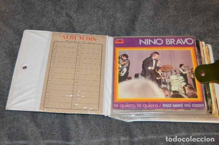 Discos de vinilo: ANTIGUO Y VINTAGE - ESTUCHE CON 12 DISCOS SINGLE VARIADOS - AÑOS 60 / 70 - HAZ OFERTA - ESTUCHE Nº01 - Foto 4 - 115940907
