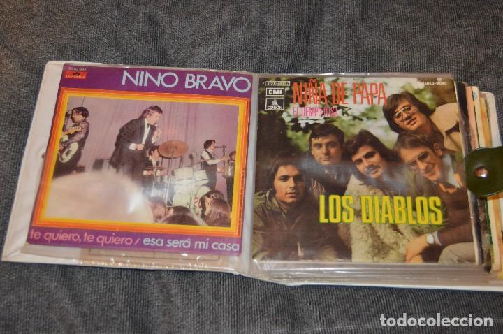 Discos de vinilo: ANTIGUO Y VINTAGE - ESTUCHE CON 12 DISCOS SINGLE VARIADOS - AÑOS 60 / 70 - HAZ OFERTA - ESTUCHE Nº01 - Foto 6 - 115940907
