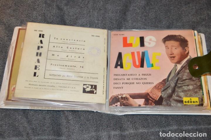 Discos de vinilo: ANTIGUO Y VINTAGE - ESTUCHE CON 12 DISCOS SINGLE VARIADOS - AÑOS 60 / 70 - HAZ OFERTA - ESTUCHE Nº01 - Foto 9 - 115940907