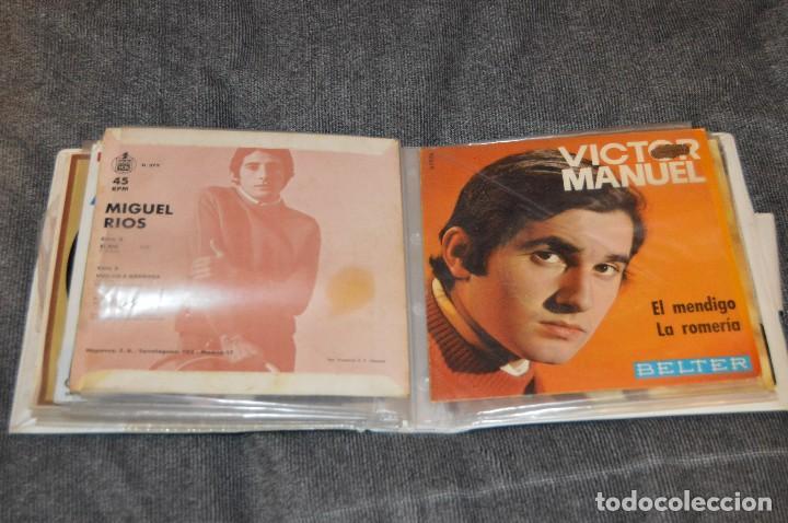 Discos de vinilo: ANTIGUO Y VINTAGE - ESTUCHE CON 12 DISCOS SINGLE VARIADOS - AÑOS 60 / 70 - HAZ OFERTA - ESTUCHE Nº01 - Foto 13 - 115940907