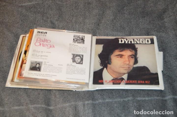 Discos de vinilo: ANTIGUO Y VINTAGE - ESTUCHE CON 12 DISCOS SINGLE VARIADOS - AÑOS 60 / 70 - HAZ OFERTA - ESTUCHE Nº01 - Foto 16 - 115940907