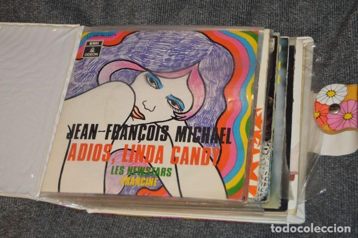 Discos de vinilo: ANTIGUO Y VINTAGE - ESTUCHE CON 12 DISCOS SINGLE VARIADOS - AÑOS 60 / 70 - HAZ OFERTA - ESTUCHE Nº02 - Foto 4 - 115941103