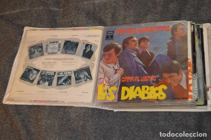 Discos de vinilo: ANTIGUO Y VINTAGE - ESTUCHE CON 12 DISCOS SINGLE VARIADOS - AÑOS 60 / 70 - HAZ OFERTA - ESTUCHE Nº02 - Foto 5 - 115941103