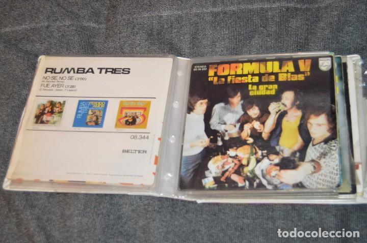Discos de vinilo: ANTIGUO Y VINTAGE - ESTUCHE CON 12 DISCOS SINGLE VARIADOS - AÑOS 60 / 70 - HAZ OFERTA - ESTUCHE Nº02 - Foto 7 - 115941103