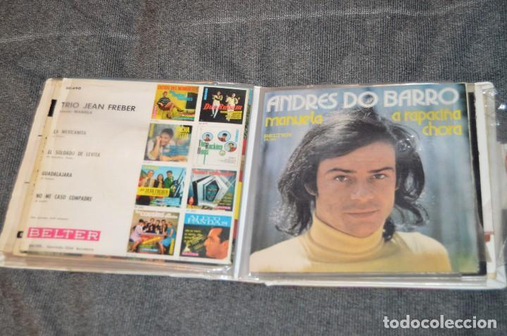 Discos de vinilo: ANTIGUO Y VINTAGE - ESTUCHE CON 12 DISCOS SINGLE VARIADOS - AÑOS 60 / 70 - HAZ OFERTA - ESTUCHE Nº02 - Foto 10 - 115941103