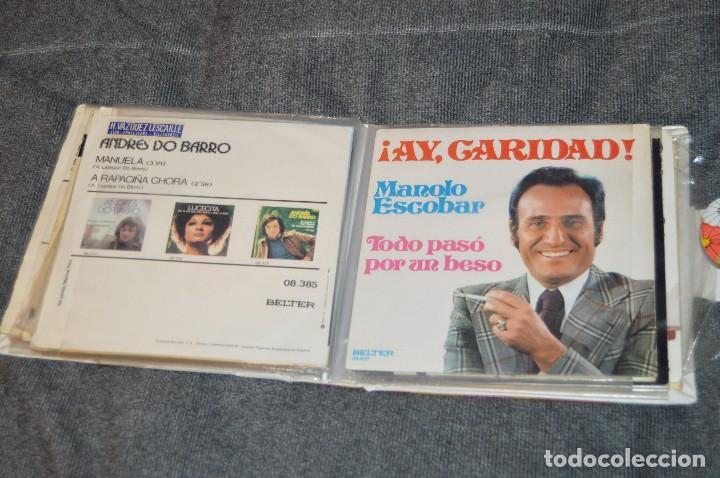 Discos de vinilo: ANTIGUO Y VINTAGE - ESTUCHE CON 12 DISCOS SINGLE VARIADOS - AÑOS 60 / 70 - HAZ OFERTA - ESTUCHE Nº02 - Foto 11 - 115941103