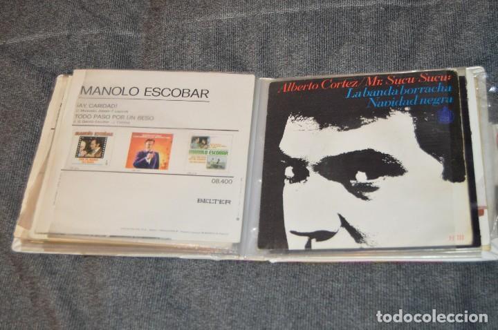 Discos de vinilo: ANTIGUO Y VINTAGE - ESTUCHE CON 12 DISCOS SINGLE VARIADOS - AÑOS 60 / 70 - HAZ OFERTA - ESTUCHE Nº02 - Foto 12 - 115941103