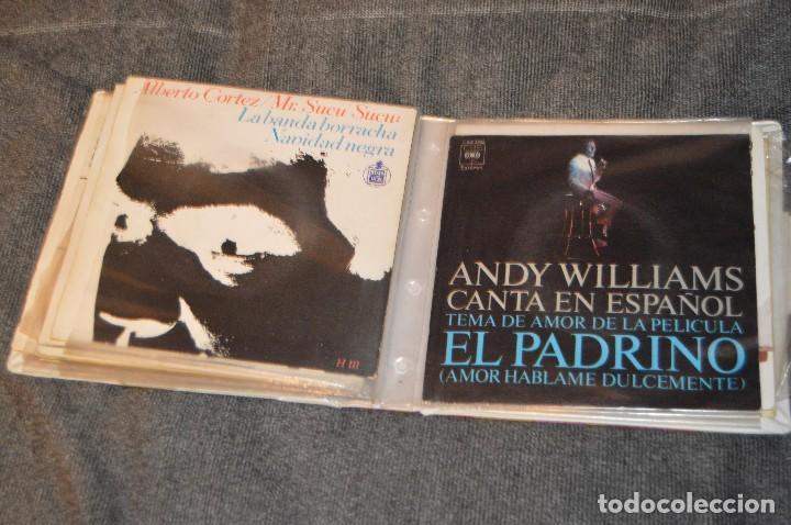 Discos de vinilo: ANTIGUO Y VINTAGE - ESTUCHE CON 12 DISCOS SINGLE VARIADOS - AÑOS 60 / 70 - HAZ OFERTA - ESTUCHE Nº02 - Foto 13 - 115941103