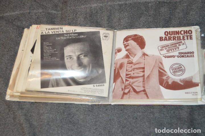 Discos de vinilo: ANTIGUO Y VINTAGE - ESTUCHE CON 12 DISCOS SINGLE VARIADOS - AÑOS 60 / 70 - HAZ OFERTA - ESTUCHE Nº02 - Foto 14 - 115941103